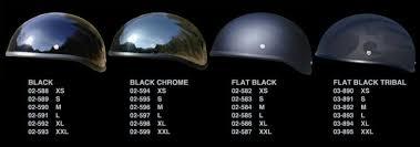 Novelty Motorcycle Helmets Brain Buckets Skid Lids Dot