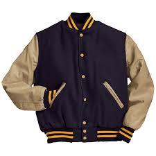 traverse city st francis varsity letterman jacket