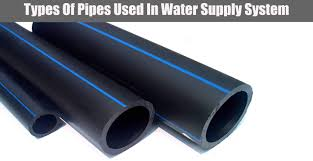 Types Of Pipes Types Of Pipes Used In Water Supply System Engineering