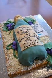 Wine Bottle Cake Decorations How To Make A Wine Bottle Cake From Scratch With Maria Provenzano 3