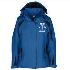 Occupational Therapy Aide Occupational Therapy Aide Winter Jacket Occupational Therapy Aide Gift Occupational Therapy Aide Personalizable Jacket Prn 033b