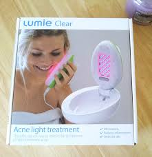 Lumie Clear Light Acne Woes Starting My Lumie Clear Journey Sweet Elyse