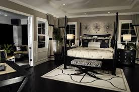 Black White And Brown Bedroom Ideas 3