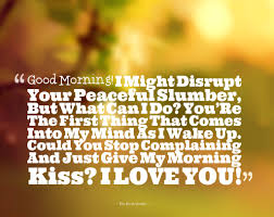 Sweet Good Morning Love Quotes Best Of Cute Romantic Good Morning Wishes Images TheFreshQuotes