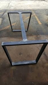 metal industrial furniture. Diy Metal Table Frame Luxury Dva Industrial Furniture Pinterest