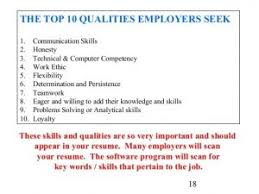 Download Examples Of Good Qualities
