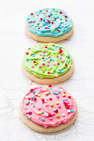 lofthouse frosted sugar cookies.  Cookies LofthouseStyle Pink Frosted Sugar Cookies On Lofthouse O
