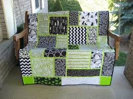 Really Big Blocks Easy Large Block Quilt Patterns Free Big Block ... & ... Easy Large Block Quilts Large Block Quilt Ideas Big Block Quilt Blocks  Black White And Lime ... Adamdwight.com