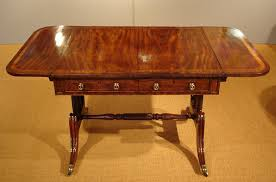Image Gilt Antique Tables Pembroke Table Sofa Table Thakeham Furniture Antique Regency Mahogany Sofa Table Pembroke Table Sofa Table