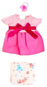 <b>Junfa toys</b> Комплект <b>одежды для</b> пупса BLC202B — купить по ...