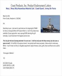 Endorsement Letter Template - Solarfm.tk