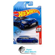 Porsche panamera facelift prices for south africa revealed. Hot Wheels Porsche Panamera Turbo S E Hybrid Sport Blue 2020 H Case 44 Ebay