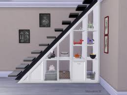 Under Stair Shelves ...