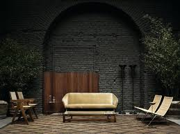 brick wall painting furniture at six a new design gallery in interior brick wall painting ideas brick wall