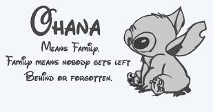 Ohana Means Family Quote Fascinating Ohana Means Family