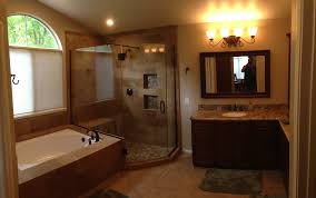 Rancho Kitchen And Bath San Diego Kitchen Cabinets And Remodeling - Remodeled master bathrooms