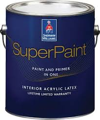 <b>Краска Sherwin</b>-<b>Williams Super Paint Interior</b> Flat | купить в Москве ...