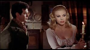 Image result for images from mario bava's three faces of fear