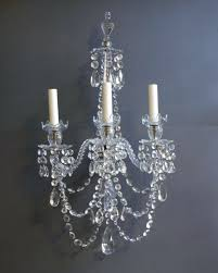 sconce brass crystal candle holder wall sconces chandelier wall sconce antique crystal chandelier style three