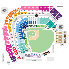 Pittsburgh Pirates Stadium Seating Chart Access Guide For Guests With Disabilities Pittsburgh Pirates