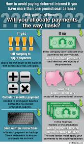 What Credit Cards To Pay Off First How To Avoid Big Costs Of Deferred Interest Financing Deals