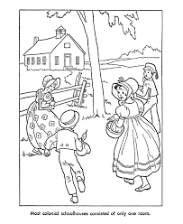 Small Picture School House Coloring Pages Coloring Home