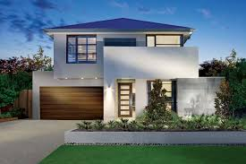 Small Picture Luxurious Front Yard Design Of Modern House Plans With Pools