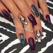 Aztec nail art evening course DONCASTER – Nail Team
