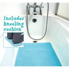 bath mat kneeling cushion