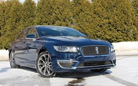 Lincoln Mkx Engine Light 2018 Lincoln Mkz Quietly Slipping By The Car Guide