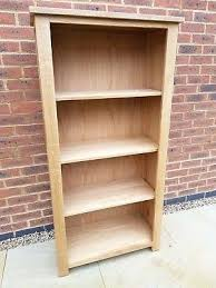 solid oak bookcase solid oak bookcase brand new solid oak bookcases with glass doors
