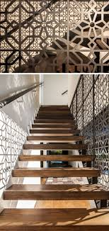 Staircase Side Railing Designs 11 Creative Stair Railings That Are A Focal Point In These