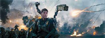 My level of satisfaction in. Tom Cruise Stirbt In Edge Of Tomorrow Hundert Tode Mit Erfolg