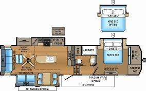 jayco wheel floor plans best of fifth within bunkhouse jayco wheel floor plans best of fifth
