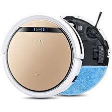<b>ILIFE V5s Pro</b>, 2-in-1 Robotic Vacuum Cleaner and Water Mopping ...