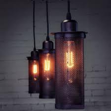 edison pendant lighting. New-Vintage-Industrial-DIY-Ceiling-Lamp-Edison-Light- Edison Pendant Lighting