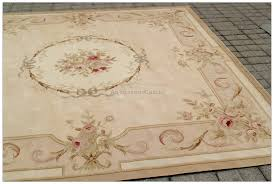 aubusson rug 8 2 x8 2 square antique french pastel