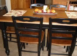 Kitchen Table Paint Painting Kitchen Table Black Best Kitchen Ideas 2017