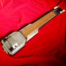Lap Steel Guitar Design Construction C 1946 Havana Lap Steel Guitar Electric Deer Guitarworks