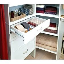drawer x 5 inch kit closetmaid 29 with 4 wire baskets