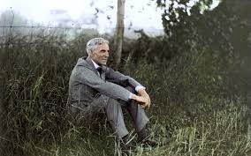 henry ford. yes henry ford once built a hemp car