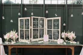 Seating Chart On Glass Shutters Elizabeth Anne Designs