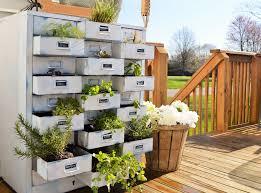 outdoor herb garden. Outdoor Herb Garden ~ The Repurpose Design Series {Salvage Swagger} A