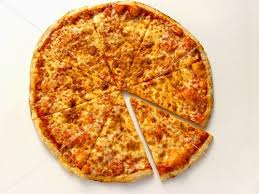 whole cheese pizza. Perfect Cheese A Whole Cheese Pizza One Slice Moved To Pizza P