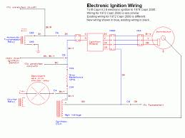 wiring diagram for electronic distributor wiring diagram 1973 dodge challenger wiring diagram for electronic distributor