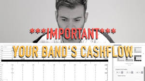 Cash Flow Band Music Business Your Band Cashflow Important 122