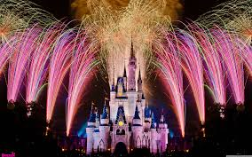 disney castle fireworks wallpaper. Contemporary Fireworks Wide  To Disney Castle Fireworks Wallpaper I