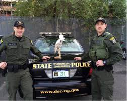Environmental Police Officer Wildlife Cops Are Prepared For The Most Unpredictable