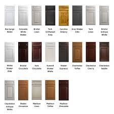 Buy Door Sample Kit Includes Full Sample Door For Each Cabinet Line