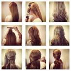 Стрижка на длинные волосы мастер